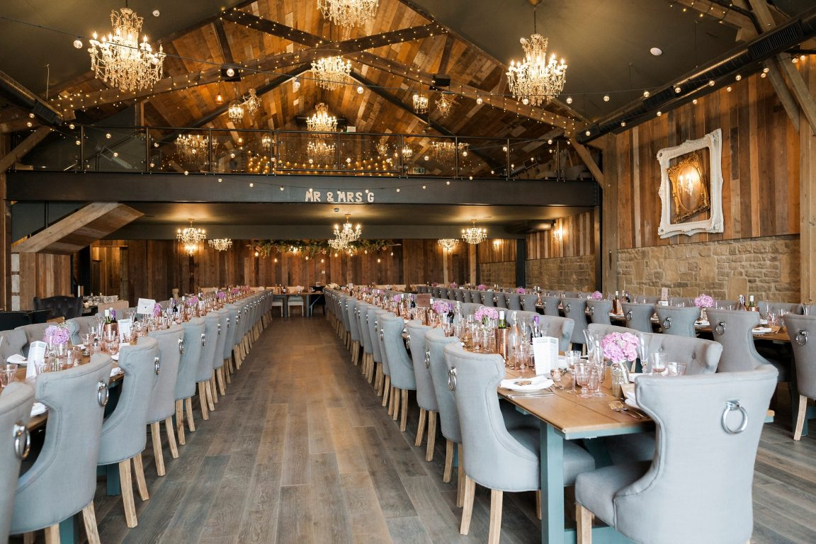 unveiled presents the luxe tour @ wharfedale grange