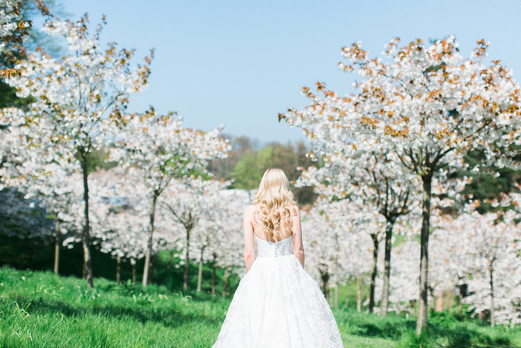 unveiled: the wedding creatives @ the alnwick garden & treehouse