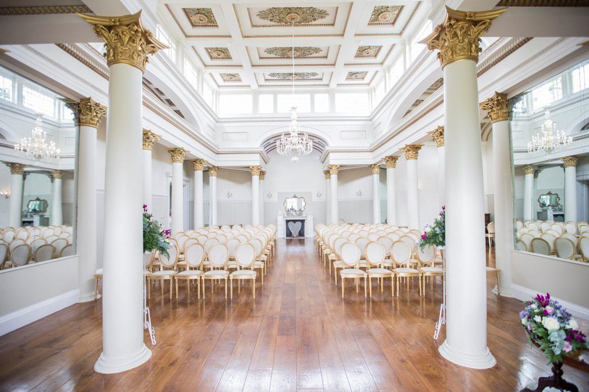 unveiled: the wedding creatives @ lartington hall
