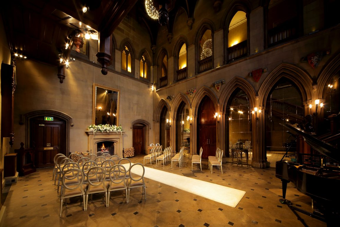 unveiled: the wedding creatives @ matfen hall