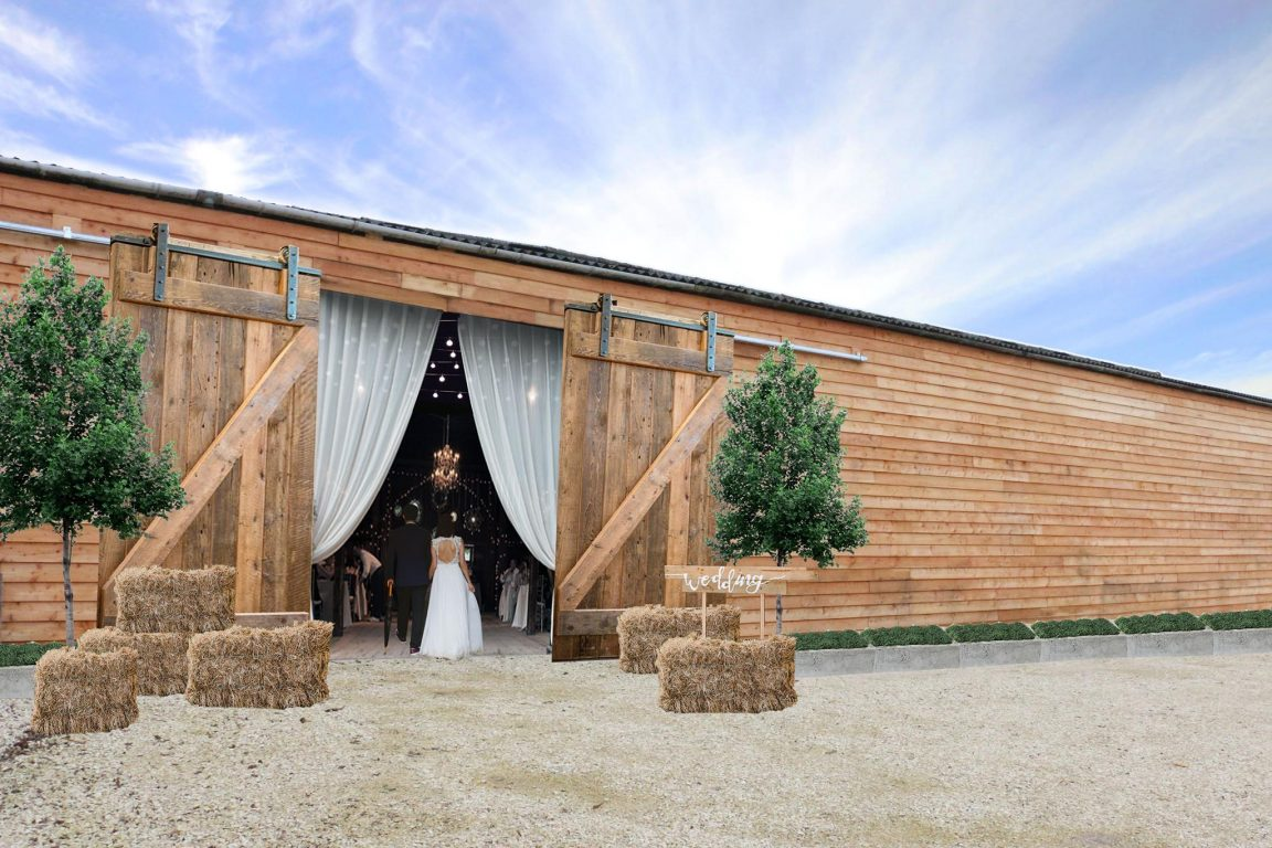 A Pop Up Festival Wedding Show @ Stock Farm