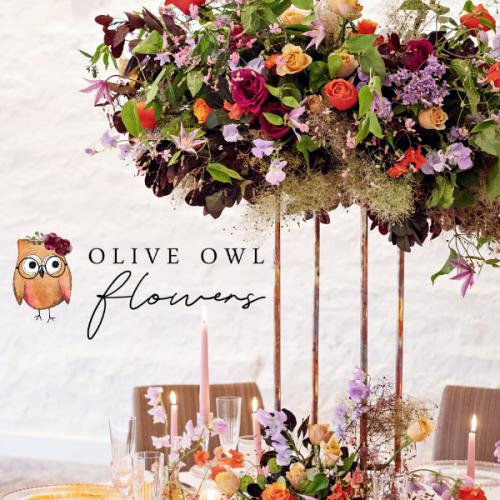 Olive Owl Flowers