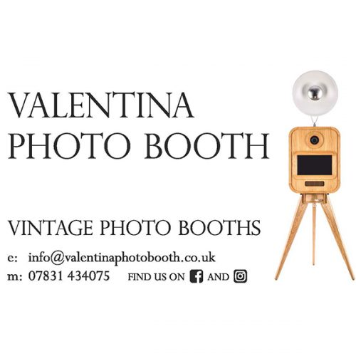 Valentina Photo Booth