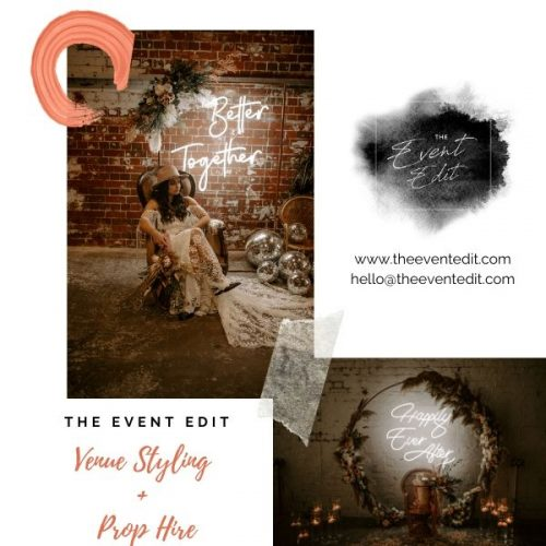 The Event Edit