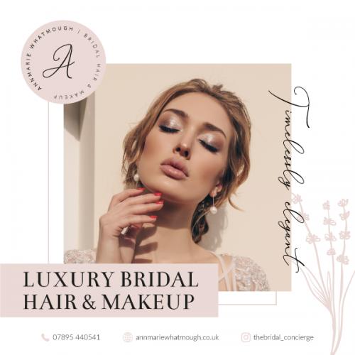 Annmarie Whatmough Bridal Hair & Makeup