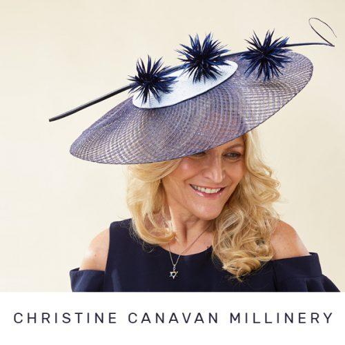 Christine Canavan Millinery