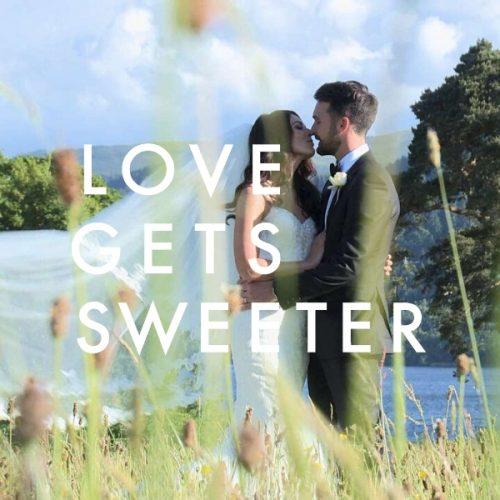 Love Gets Sweeter Weddings