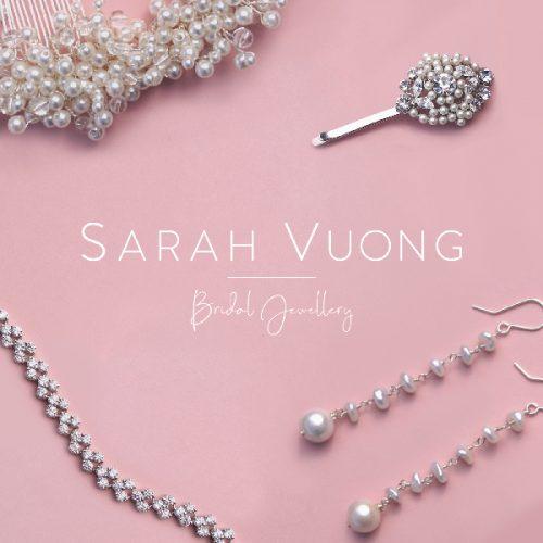 Sarah Vuong Bridal Jewellery