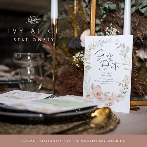 Ivy Alice Stationery