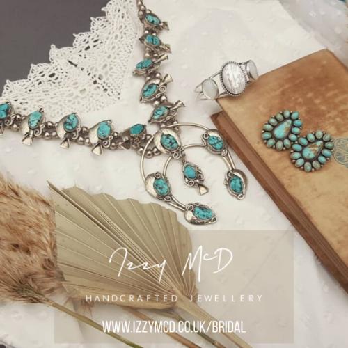 Izzy McD Bridal Jewellery