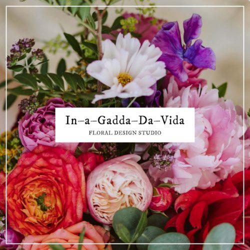 In-a-Gadda-Da-Vida Floral Design Studio