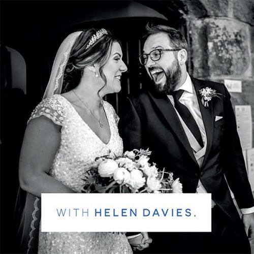 With Helen Davies