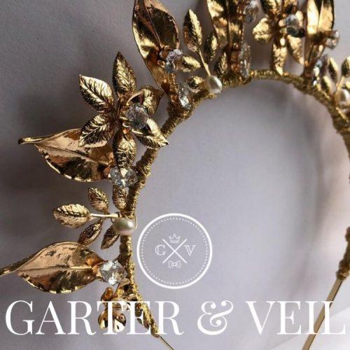Garter & Veil