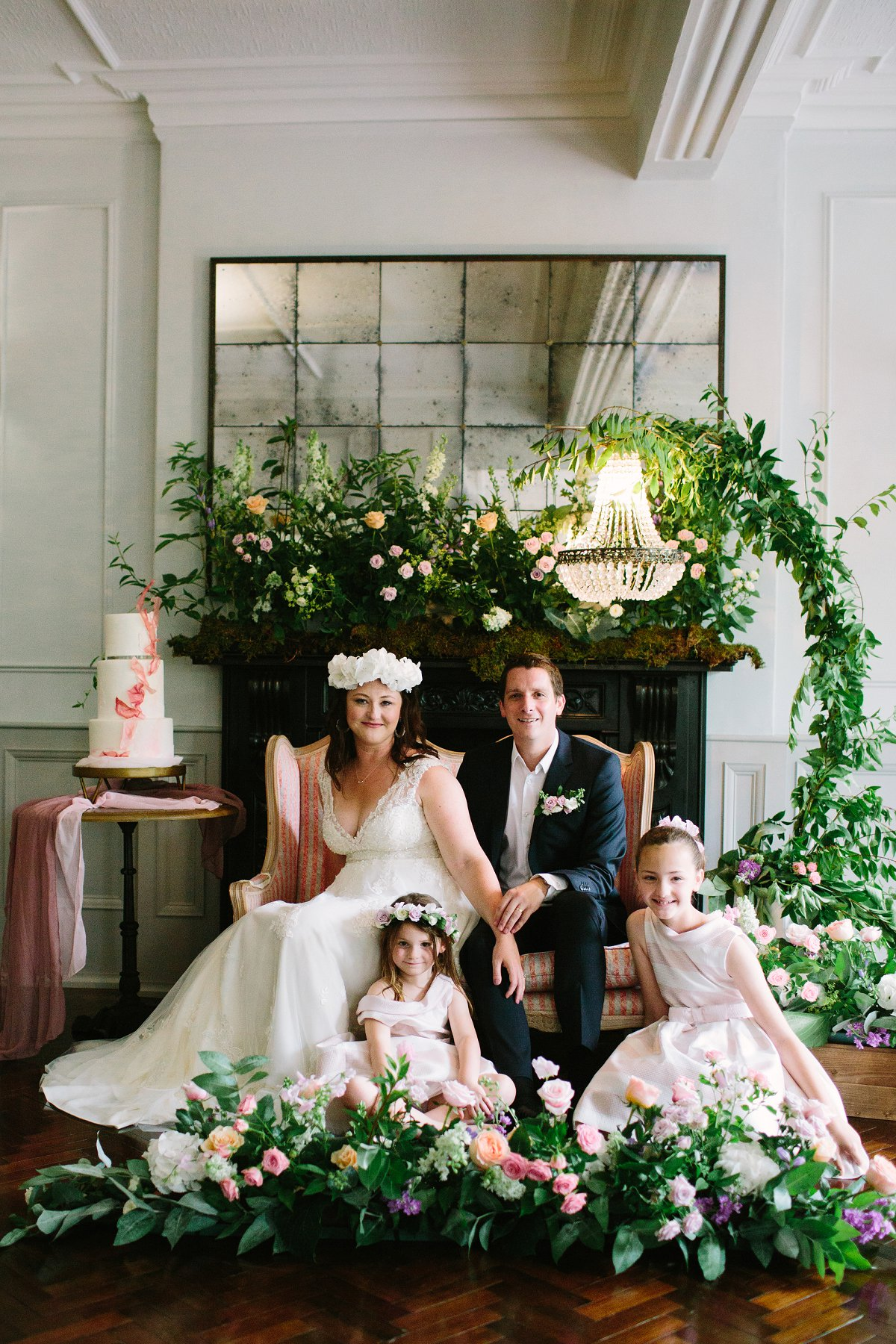 Family Affair A Styled Wedding Shoot At The Beaumont Hotel Brides Up North