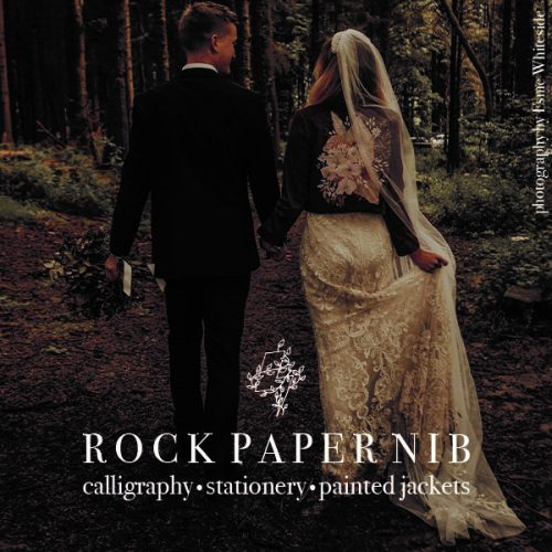 Rock Paper Nib