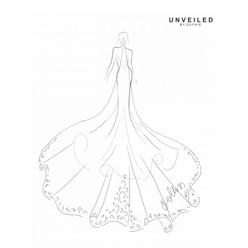 Unveiled by Sophie | Bespoke Veils