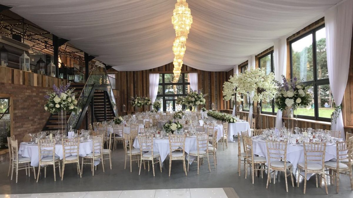 THE WEDDING EVENING @ BUNNY HILL WEDDINGS