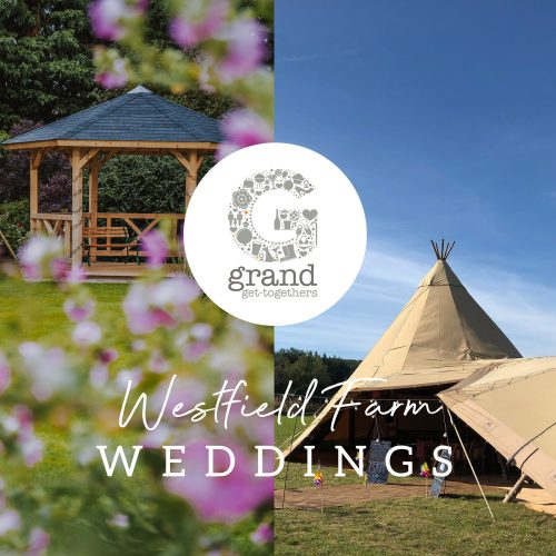 Westfield Farm Weddings at Grand Get-Togethers