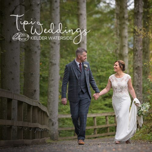 Kielder Waterside Tipi Weddings