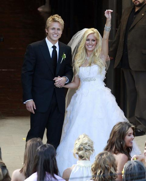 heidi montag wedding pictures. Heidi Montag Wedding