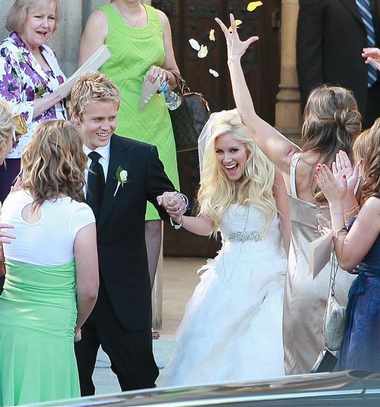 Heidi Montag Wedding