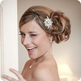 CB Vintage Bridal Hair Comb