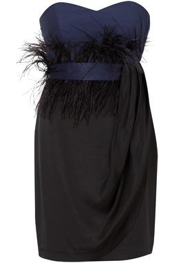 Coast Anna Feather Dress