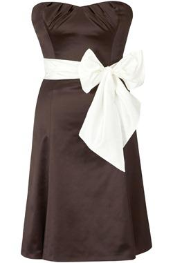 Fantasia Duchess Satin Dress