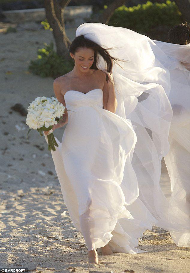 Megan Fox Wedding