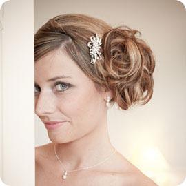 Orla Vintage Bridal Hair Comb