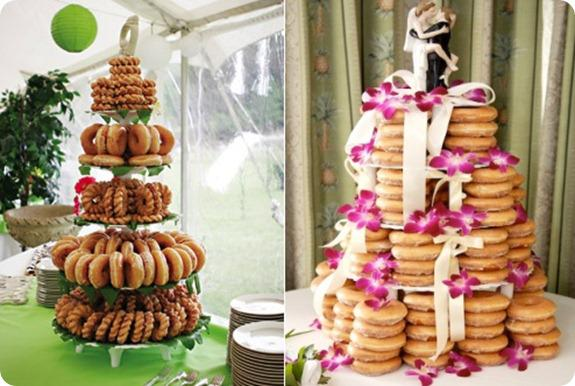 Cakes and canapes by the cooking fairy for Wedding canape alternatives