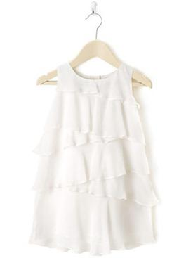 Monsoon Baby Girl Monaco Ivory