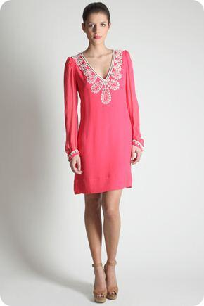 FC Bex Beads Tunic Dress