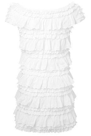FC Pandora Petals Ruffle Dress