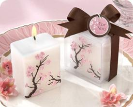 Kate Aspen Cherry Blossom Candle
