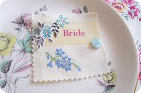 Vintage Drawer Bride