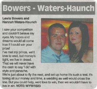 Bowers - Waters-Haunch