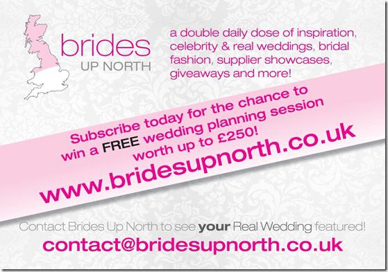 Brides Up North Flyer