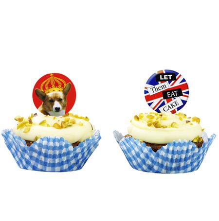 AATN British Street Party Bun Cases & Picks