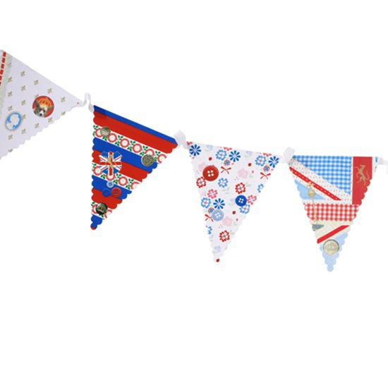 AATN British Street Party Bunting