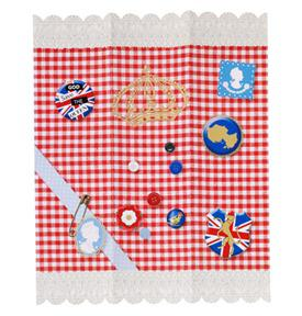 AATN British Street Party Napkins