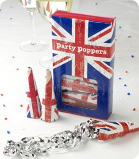 AATN Celebrate Britain Party Poppers