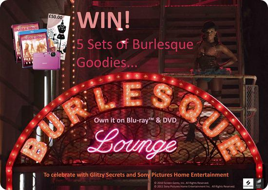 Glitzy Secrets Burlesque