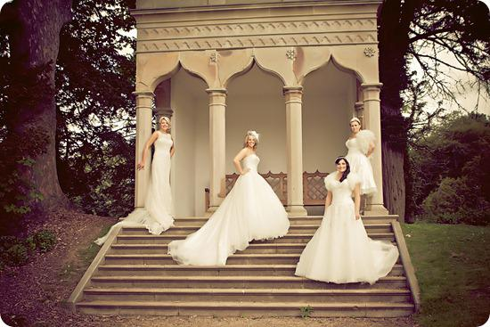 Brides Up North Wedding Belles: Mandy Charlton & Emerson Photography
