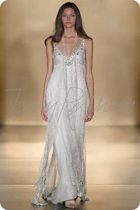 Brides Up North Wedding Blog: Jenny Packham Papillon