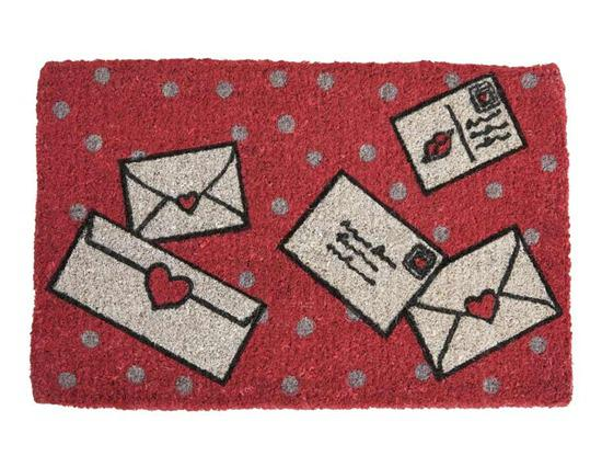 Brides Up North Wedding Blog: Love Letters Doormat