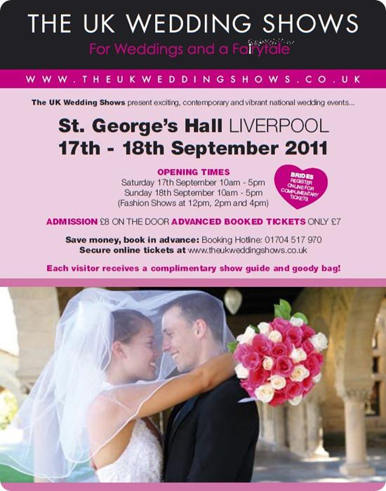UK Wedding Shows Liverpool