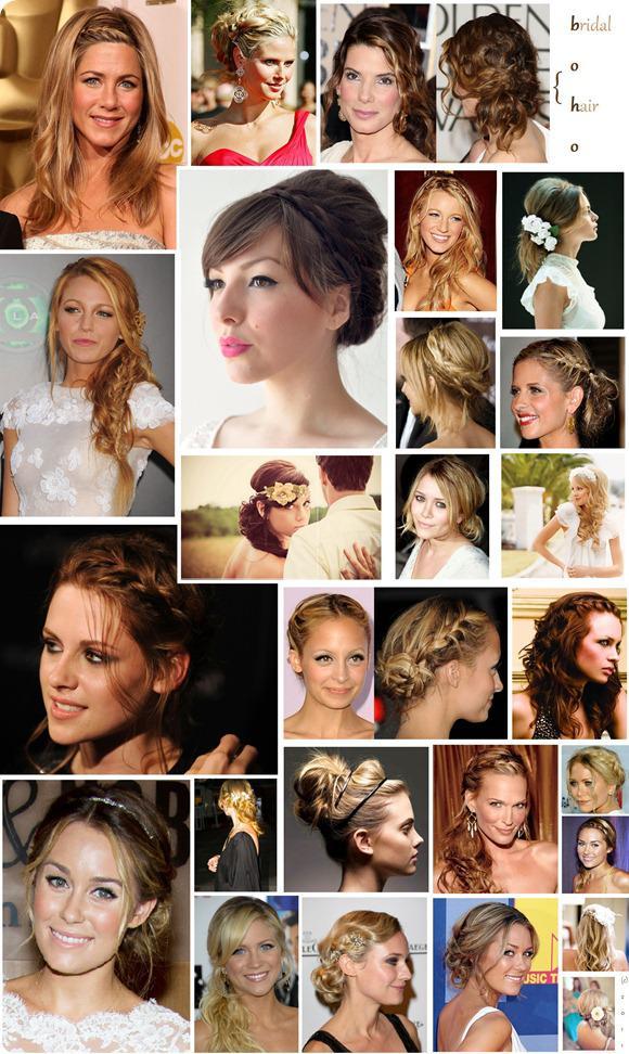 Boho Hair Inspiration