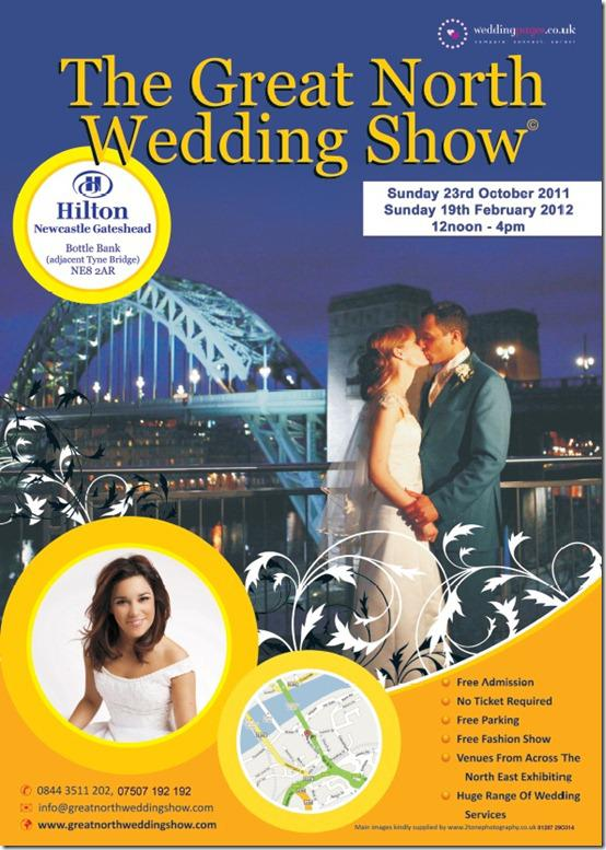 Brides Up North Wedding Blog: The Great North Wedding Show