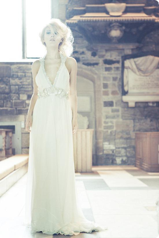 Brides Up North Wedding Blog: The White Room/ India Hobson